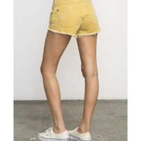 Hello Mellow Denim Cutoff Shorts | RVCA