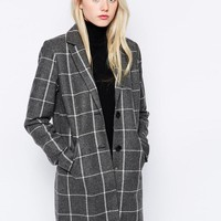 Vero Moda | Vero Moda Check Jacket at ASOS