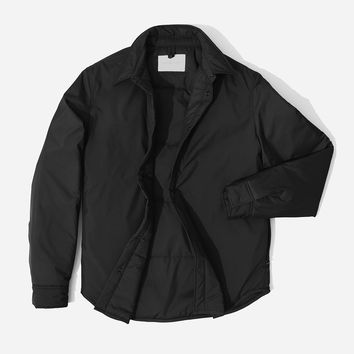 The Filled Shirt Jacket