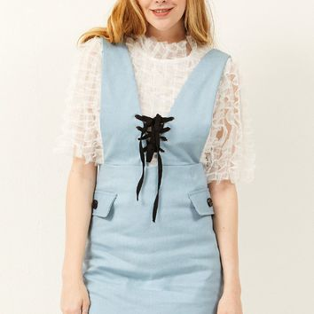 Jessie Suspender Dress