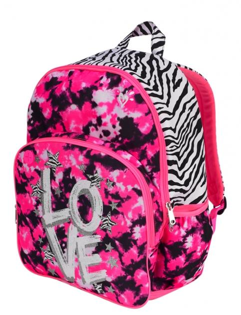 Dye Effect Zebra Backpack Girls From Justice Must Have🎀