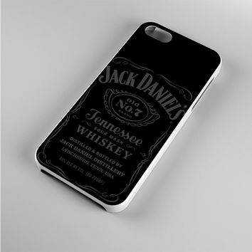 Jack Daniels Tennessee Whiskey Grey Iphone 5s Case