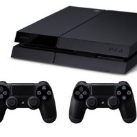 PlayStation 4 DualShock 4 Bundle - Black Friday Cyber Monday - Free Shipping