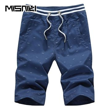 Summer Casual Shorts Men Straight Shorts Male Fashion Cotton Board Shorts Youths Kids Shorts