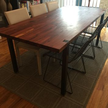 CB2 Darjeeling Dining Table
