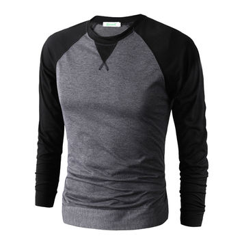 Mens Long-Sleeve T-Shirt