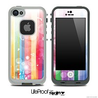 Neon Layered Glare Skin for the iPhone 5 or 4/4s LifeProof Case
