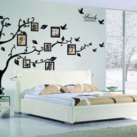 Family Tree Wall decal - Family Photo Frame wall decals-Tree Wall Decal for Picture Frames