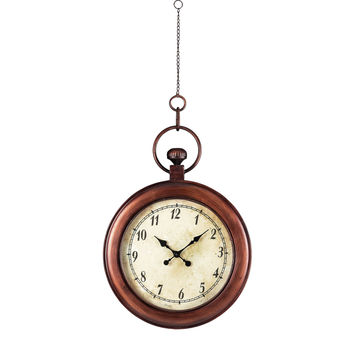 Antique Reproduction Hanging Clock