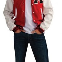 Glee Adult Puck Football Player Costume Jacket