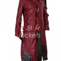 Guardians Of The Galaxy Star Lord Trench Coat – Instyle Jackets