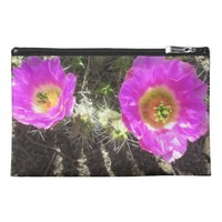 Hedgehog Cactus Travel Accessories Bags