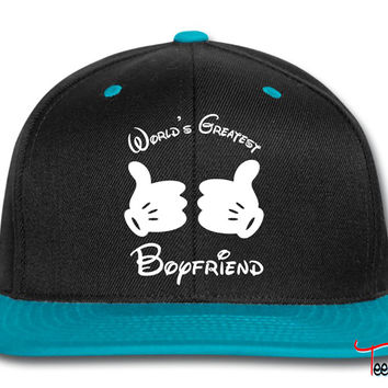 world's greatest boyfriend Snapback