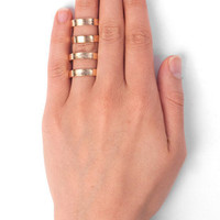 Double Double Ring $9 (on sale from $14)