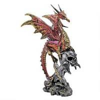 ©Zazookie, Lord of the Sky Dragon Statue - QS293043 - Design Toscano