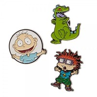 Rugrats Lapel Pin 3-Pack