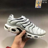 Air Max Plus Men Running Roshe Sport Casual Shoes Sneakers White G-A0-HXYDXPF