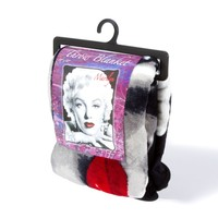 Marilyn Monroe Throw Blanket  | Icing