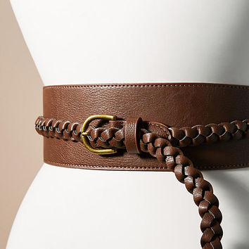 Minta Braided Belt