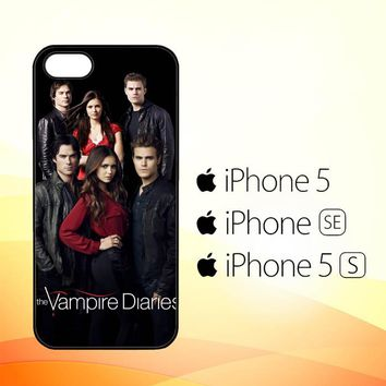 Vampire Diaries D0229  iPhone 5|5S|SE Case