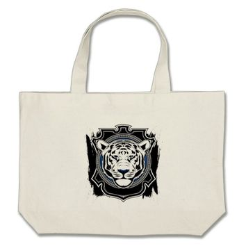 Tiger Big Large Tote Bag