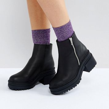ASOS RAPID Chunky Ankle Boots at asos.com