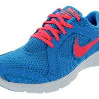 New Nike Flex Experience Run 2 Blue/Pink Ladies Running Shoes