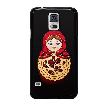 MATRYOSHKA RUSSIAN NESTING DOLLS Samsung Galaxy S5 Case Cover