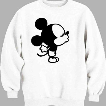 Mickey minnie couple men Sweater for Mens Sweater and Womens Sweater ***