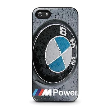 BMW iPhone 5 / 5S / SE Case Cover