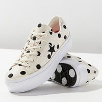 Converse One Star Polka Dot Platform Sneaker | Urban Outfitters