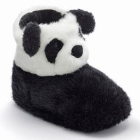 SO® Panda Bootie Slippers - Women