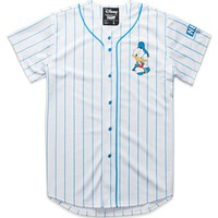 Neff Donald Baseball Jersey - Mens Tee - White