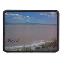 Utah Salt Flats Tow Hitch Cover