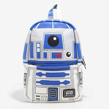 Loungefly Star Wars R2-D2 Droid Mini Backpack