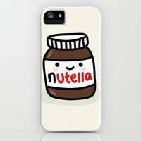 Nutella iPhone & iPod Case by Iotara