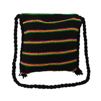 Womens Rasta Cross Body Bag, BlackMulti  Journeys Shoes
