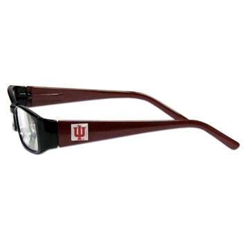 Indiana Hoosiers Reading Glasses +1.25 CRGC39-1.25