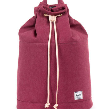 Herschel Supply Co. - Hanson Backpack (Windsor Wine 12 Oz. Cotton Canvas)
