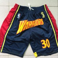 """Throwback """"Dubs"""" Game Day Shorts"""