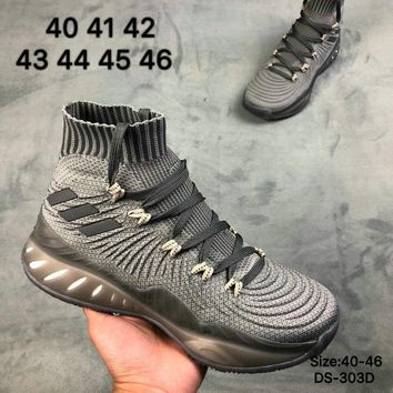 Adidas Crazy Explosive 2018 PK Men Women Fashion Casual Sports Basketball Shoes