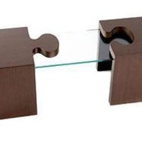 Puzzle Table by Patou Design