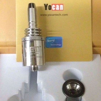 Yocan EXgo W4 with Nero Technology Wax Vaporizer Tank