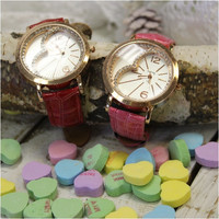 SWEETHEART  heart watch