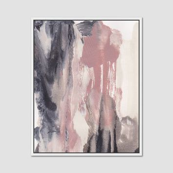 Roar + Rabbit™ Framed Canvas Print - Sandstorms