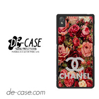 Floral Chanel 2 For Sony Xperia Z3 Case Phone Case Gift Present YO