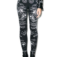 Darwin Leggings BLACK