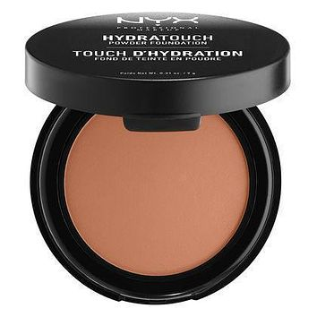 NYX Hydra Touch Powder Foundation - Nutmeg - #HTPF14