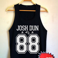twenty one pilots shirt Josh Dun shirt Josh Dun tshirt UNISEX Tank Top for Men & Women Josh Dun 88 TT