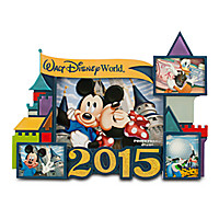 Mickey Mouse and Friends Photo Frame - Walt Disney World 2015
